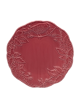 Picture of Charger Plate 32 Dark Pink