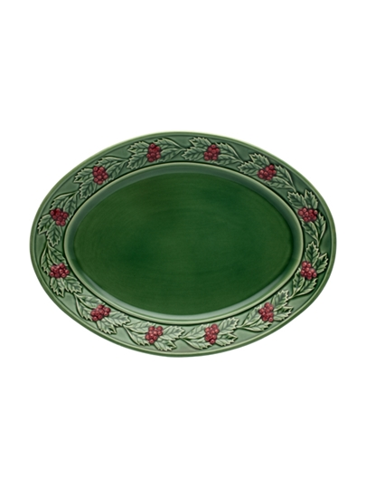 Picture of Holly  - Oval Platter 40