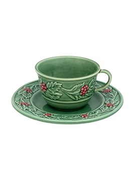 Picture of Holly  - Coffee Cup and Saucer