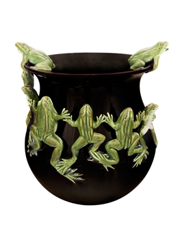 Picture of Frog Dance Pot