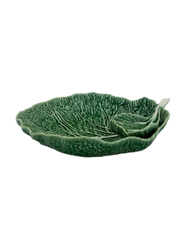 Picture of Leaf with Bowl 34 Natural