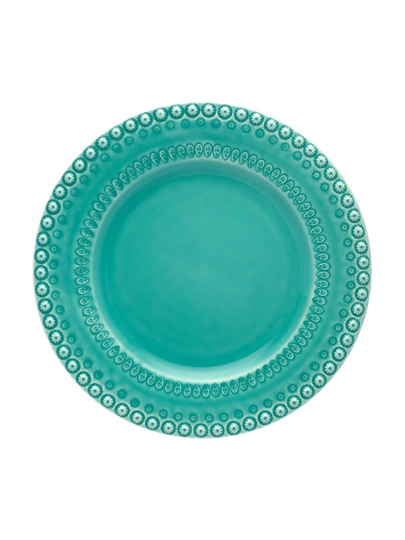 Picture of Fantasy - Dinner Plate 29 Acqua Green