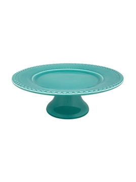 Picture of Fantasy - Cake Stand 34,5  Acqua Green