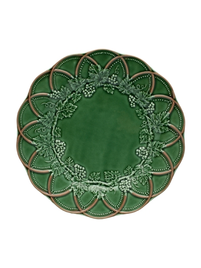 Picture of Woods - Dinner Plate 28 Green/Brown
