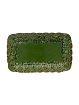 Picture of Hunting - Platter 34 Green/Brown