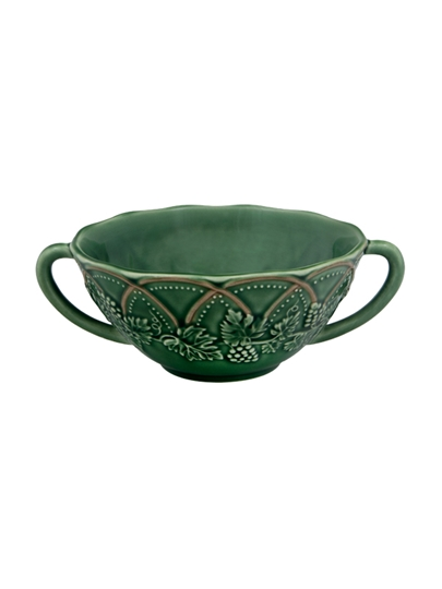 Picture of Hunting - Consomé Cup Green/Brown
