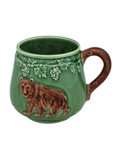 Picture of Hunting - Mug Bear Green/Brown
