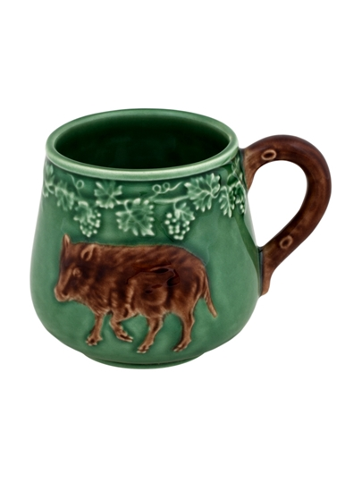 Picture of Hunting - Mug Boar Green/Brown