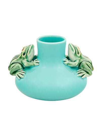 Picture of Frogs - Small Vase Two Frogs
