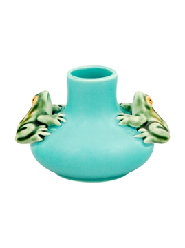 Picture of Medium Vase Two Frogs
