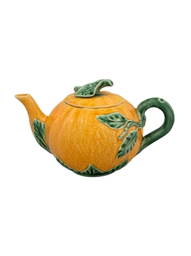 Picture of Orange - Teapot