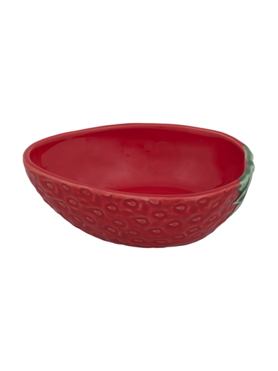 Picture of Strawberries - Oval Bowl 13,5