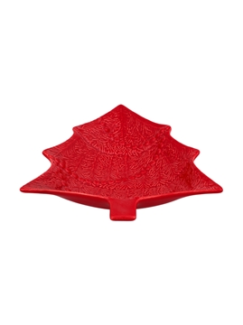 Picture of Christmas - Bowl Christmas Tree 18,5 Red