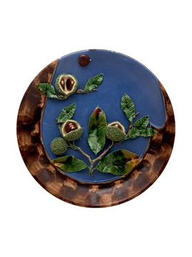 Picture of Large Plate 40 with Chestnuts