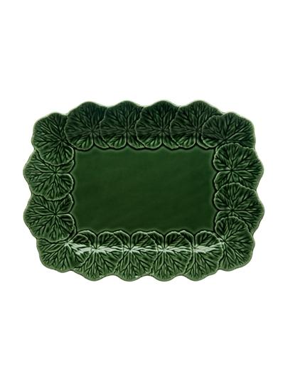 Picture of Geranium - Platter Leaves on Rim 39 Green