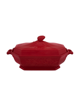 Picture of Winter - Tureen 3,5L Red
