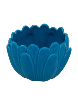 Picture of Water Lily - Bowl 16,5 Strong Blue