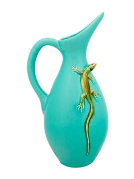 Picture of Pitchers - Vase with Lizzard