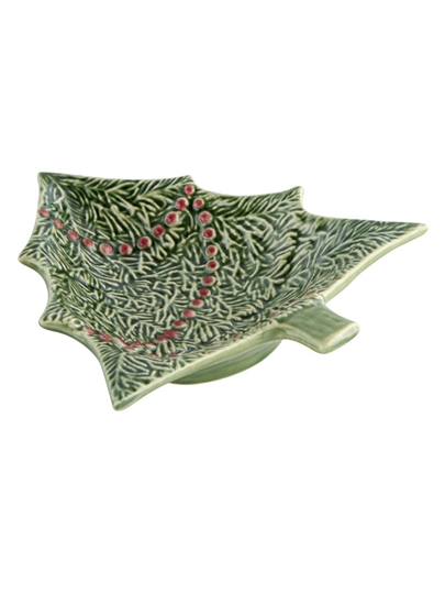 Picture of Christmas - Bowl Christmas Tree 18,5 Green/Red