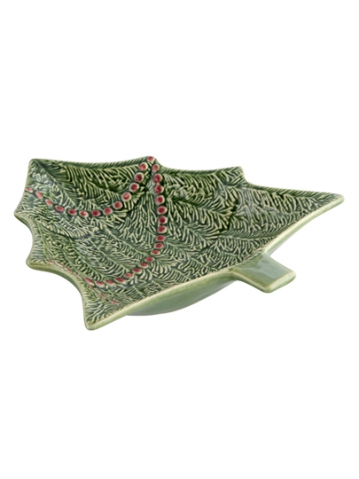 Picture of Christmas - Bowl Christmas Tree 27,5 Green/Red