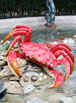 Picture of Crab - Giant Crab