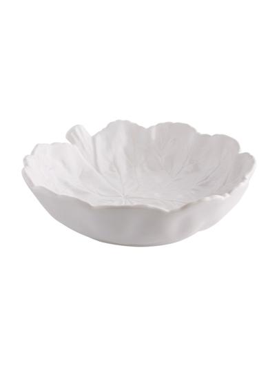 Picture of Geranium - Leaf 20 White