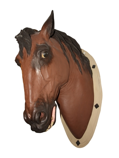Picture of Animal Heads - Horse Head