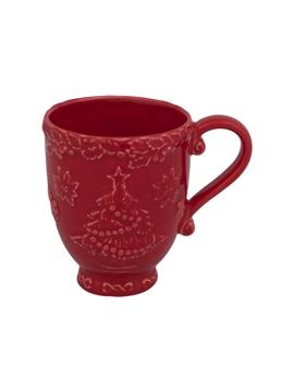 Picture of Christmas - Mug Red
