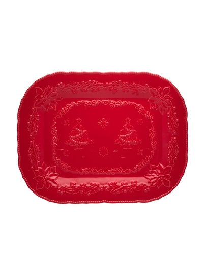 Picture of Christmas - Tray 47 Red