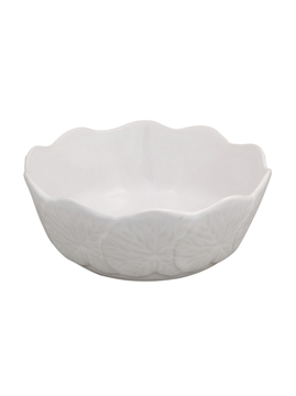 Picture of Geranium - Bowl 15 White