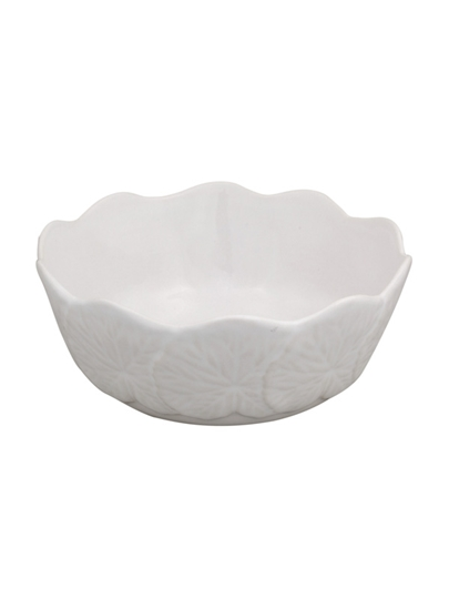 Picture of Geranium - Bowl 15 White