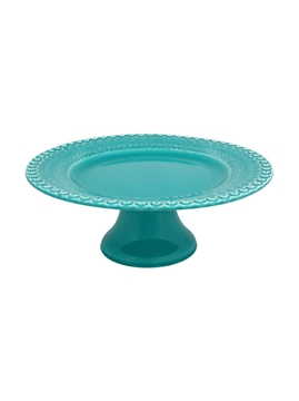 Picture of Cake Stand 28 Acqua Green