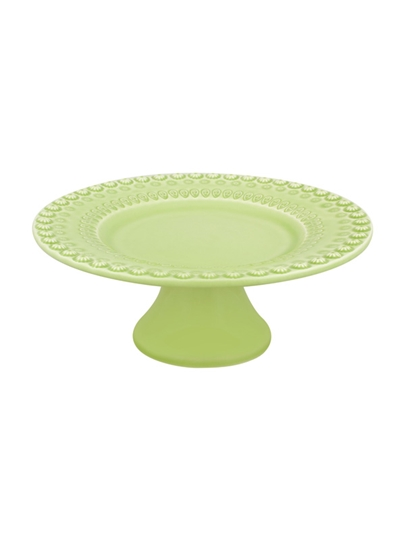 Picture of Fantasy - Cake Stand 22 Bright Green