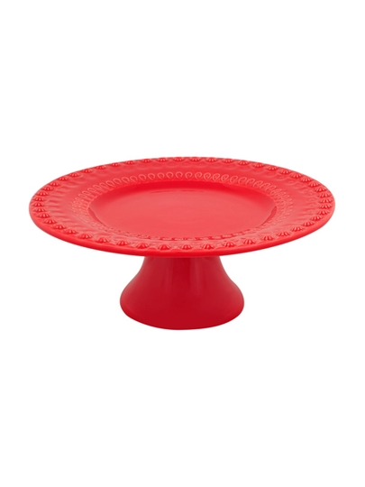 Picture of Fantasia - Cake Stand 22 Red