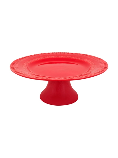 Picture of Fantasy - Cake Stand 28 Red