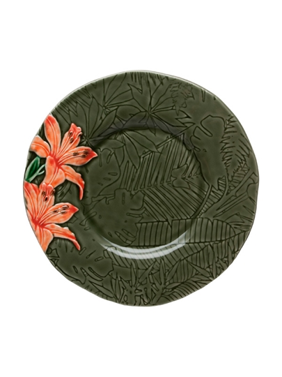 Picture of Tropical - Dessert Plate Iris 22,5