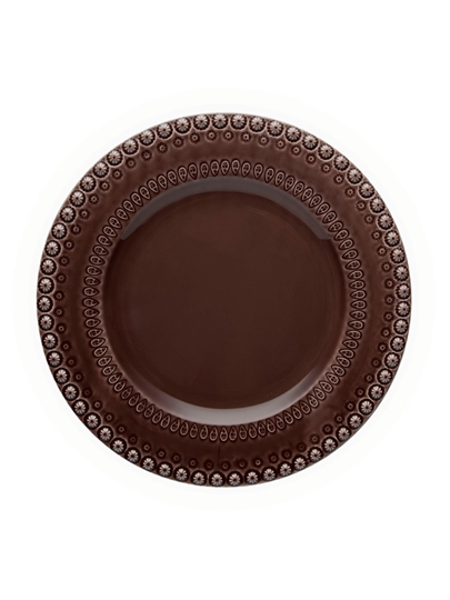 Picture of Fantasy - Dinner Plate 29 Cocoa