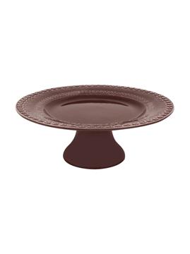 Picture of Fantasia - Cake Stand 28 Cocoa