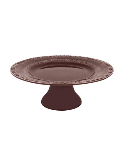 Picture of Fantasy - Cake Stand 28 Cocoa