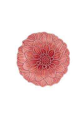 Picture of Maria Flor - Dessert Plate Dahlia