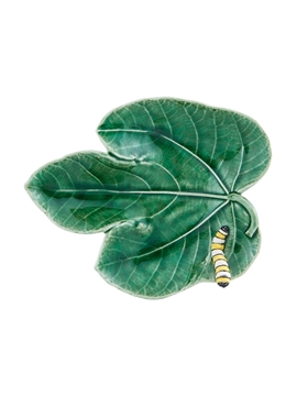 Picture of Countryside Leaves - Fig Leaf with caterpillar 18,5 cm