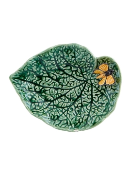 Picture of Countryside Leaves - Begonia Leaf with Butterfly 20cm