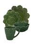 Picture of Geranium - 16 Pieces set Green