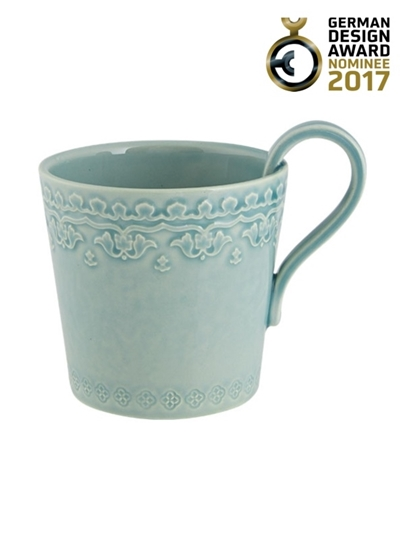 Picture of Rua Nova - Mug Morning Blue