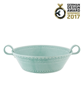Picture of Rua Nova - Salad Bowl 29 Morning Blue