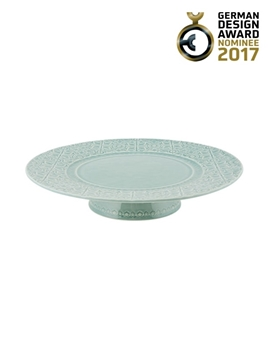 Picture of Rua Nova - Cake Stand 34 Morning Blue