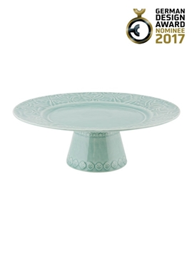 Picture of Rua Nova - Cake Stand 28 Morning Blue
