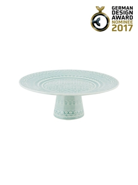 Picture of Rua Nova - Cake Stand 22 Morning Blue