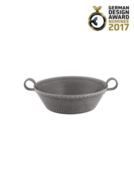 Picture of Rua Nova - Salad Bowl 29 Anthracite