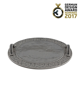 Picture of Rua Nova - Cheese Tray Anthracite